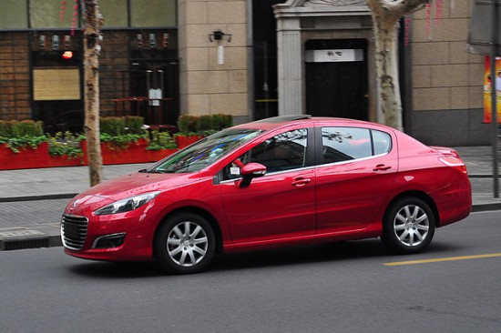 Dongfeng Peugeot 308