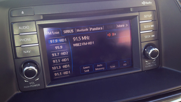 A Bipolar Review Of The 2014 Mazda 6 Gtrhthetruthaboutcars: Mazda 626 Radio No Screen At Gmaili.net