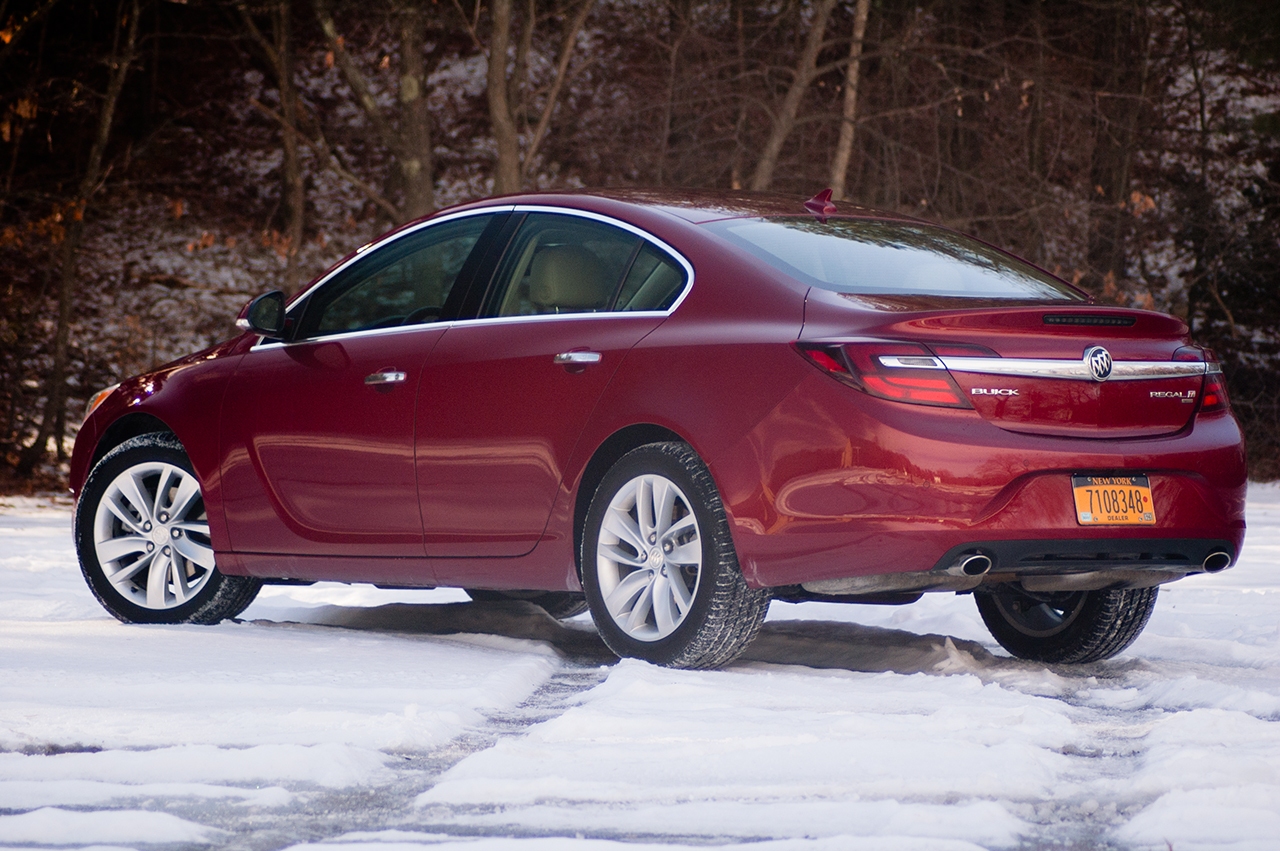capsule review 2014 buick regal turbo awd. Cars Review. Best American Auto & Cars Review