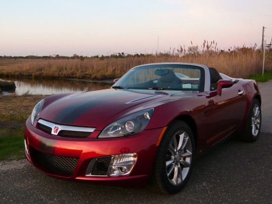 2009_Saturn_Sky_Redline_Ruby_Red_Limited_Edition