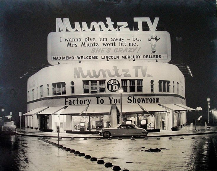 crazy ads car stereos how earl madman muntz changed car and american culture the truth. Black Bedroom Furniture Sets. Home Design Ideas
