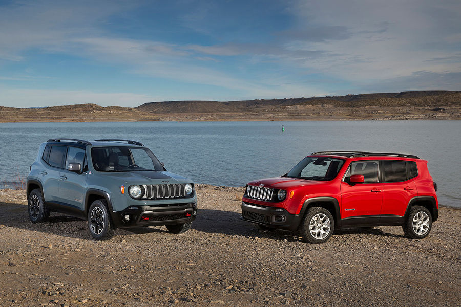 2015 jeep renegade archives the truth about cars. Black Bedroom Furniture Sets. Home Design Ideas
