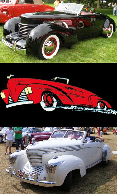 Was The First Batmobile A Coffin Nosed Cord Or A Graham