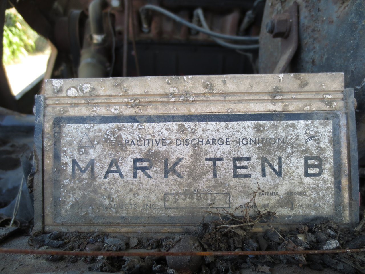 Junkyard Find 1962 International Harvester C 120