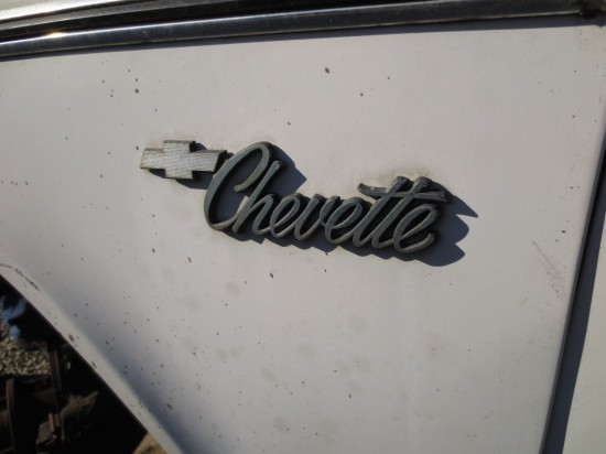 05 - 1982 Chevrolet Chevette Down On the Junkyard - Picture courtesy of Murilee Martin