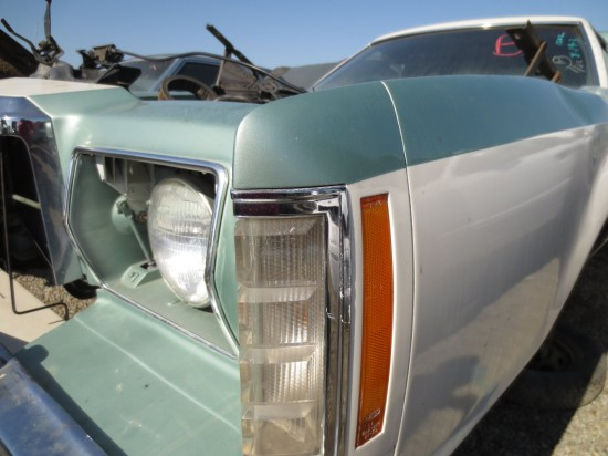 10 - 1979 Ford Thunderbird Down On the Junkyard - Picture courtesy of Murilee Martin