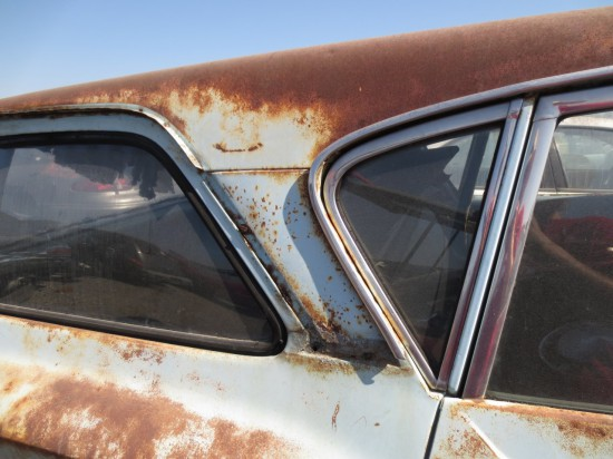 11 - 1960 Plymouth Valiant Station Wagon Down On the Junkyard - Picture courtesy of Murilee Martin