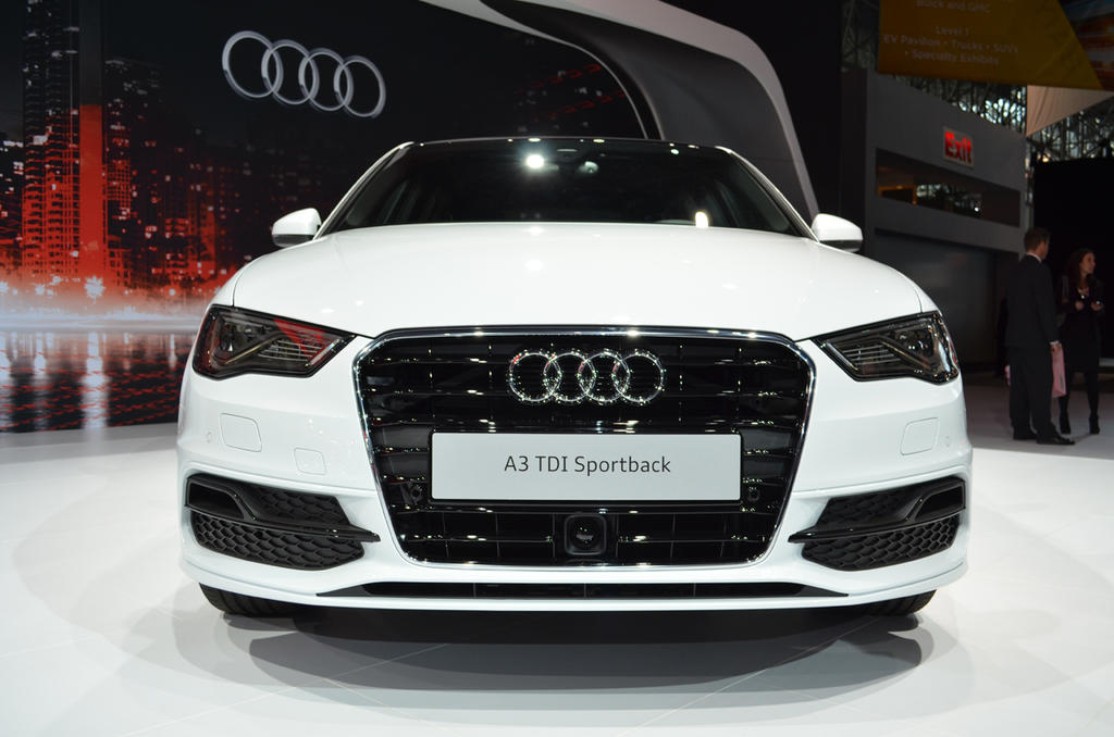 New York 2014 2016 Audi A3 Tdi Sportback Live Shots The Truth About Cars