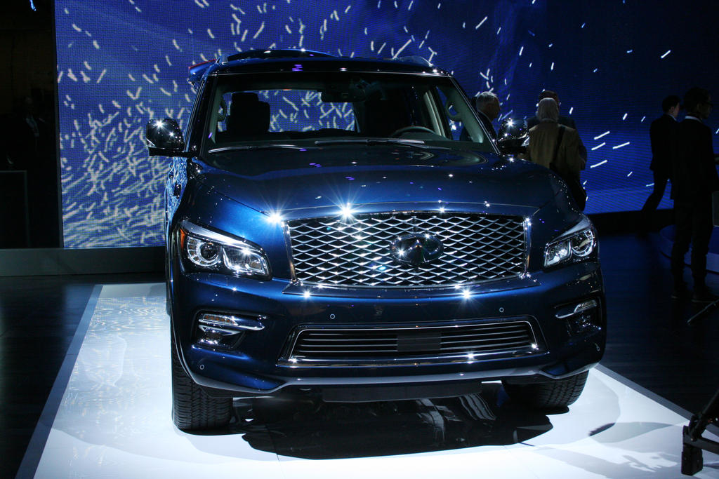 When Will The 2015 Infiniti Qx80 Arrive Autos Post