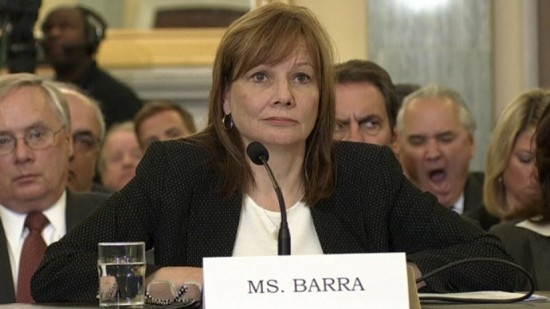 U.S. senator accuses GM of 'culture of cover-up'