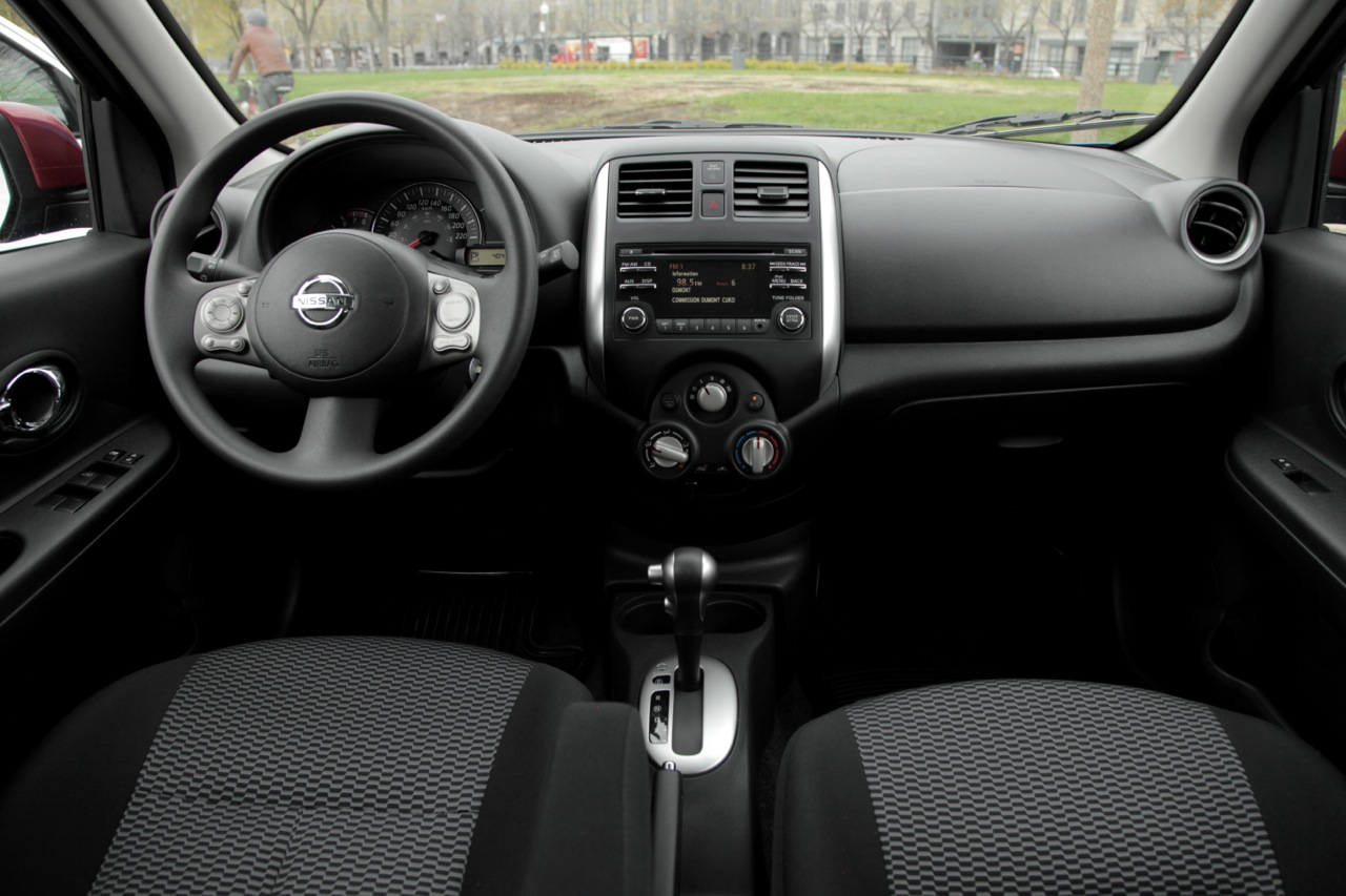 Capsule Review 2014 Nissan Micra The Truth About Cars