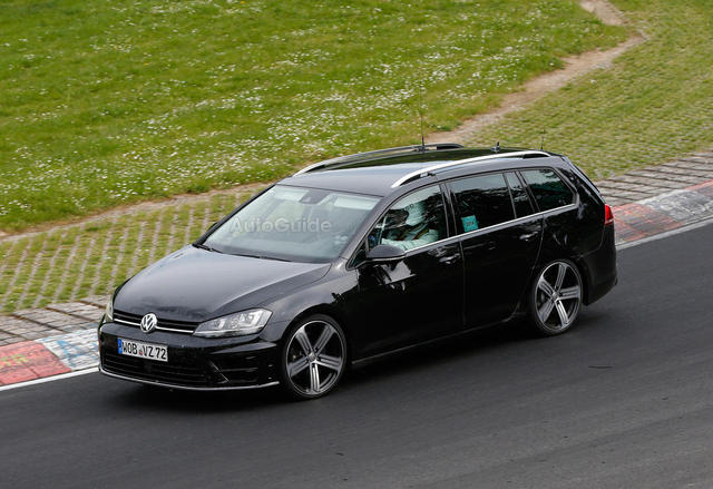 Volkswagen Golf R Wagon Gets One Step Closer To Reality