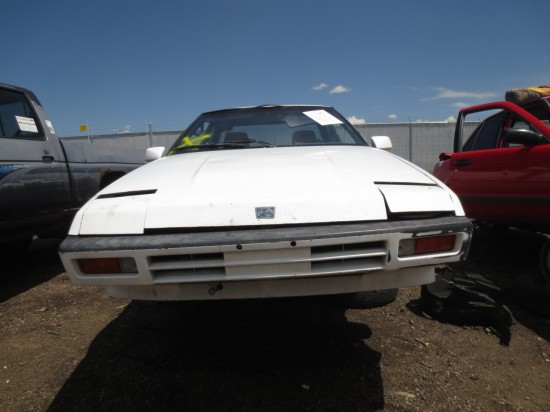 16 - 1987 Subaru XT Down On the Junkyard - Picture courtesy of Murilee Martin