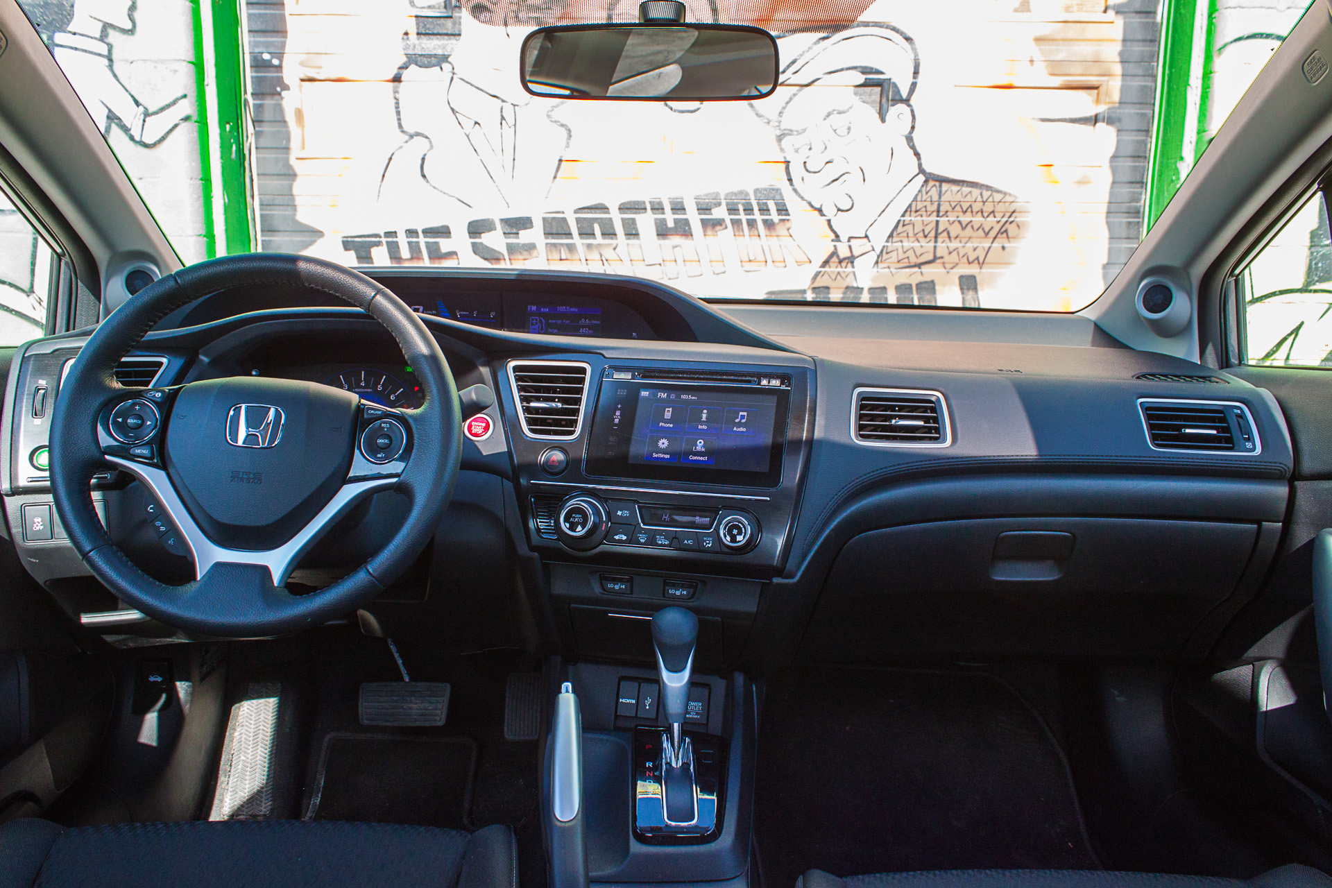 Review: 2014 Honda Civic Coupe - The Truth About Cars