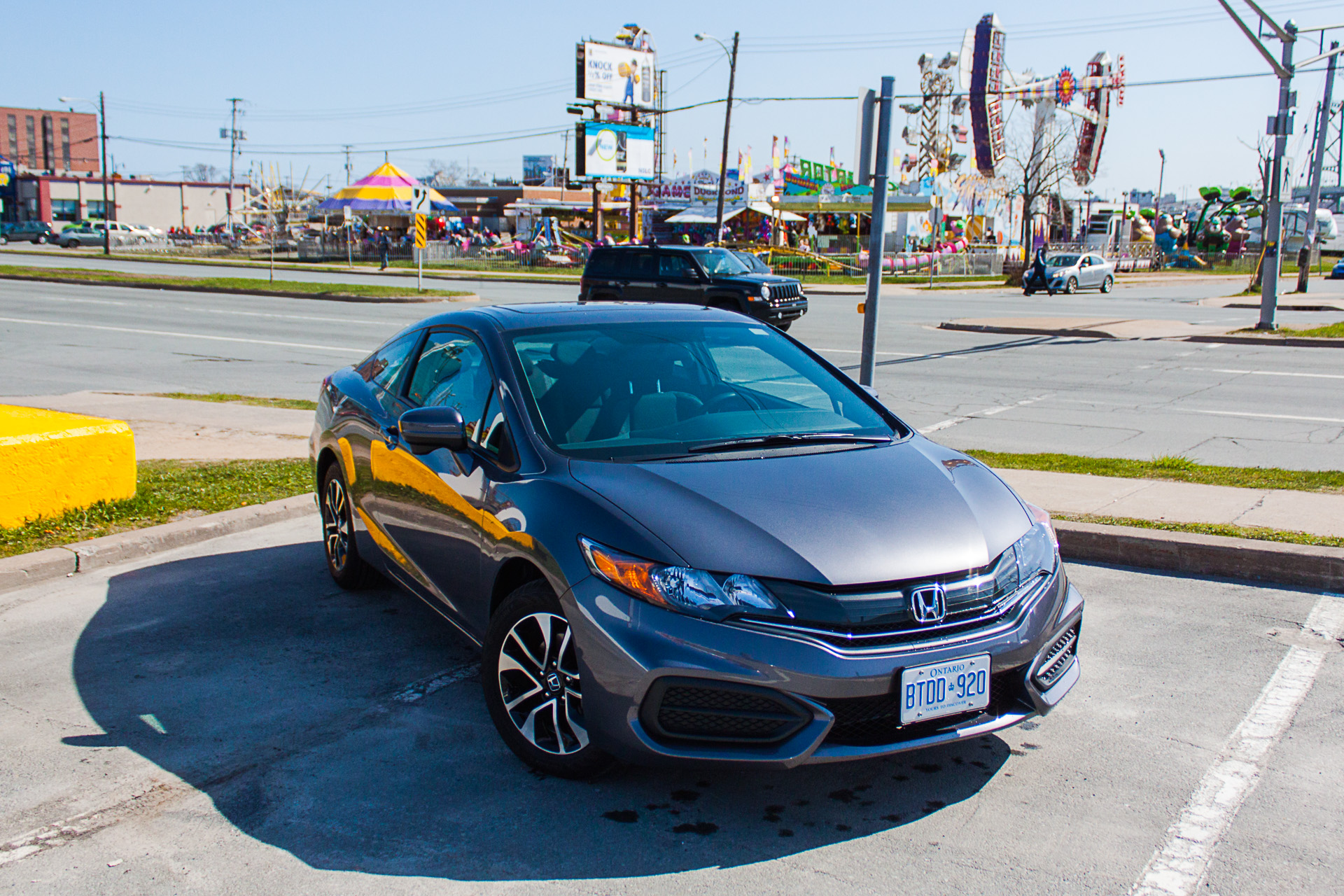 2014 Honda Civic Coupe (15 of 29) - The Truth About Cars