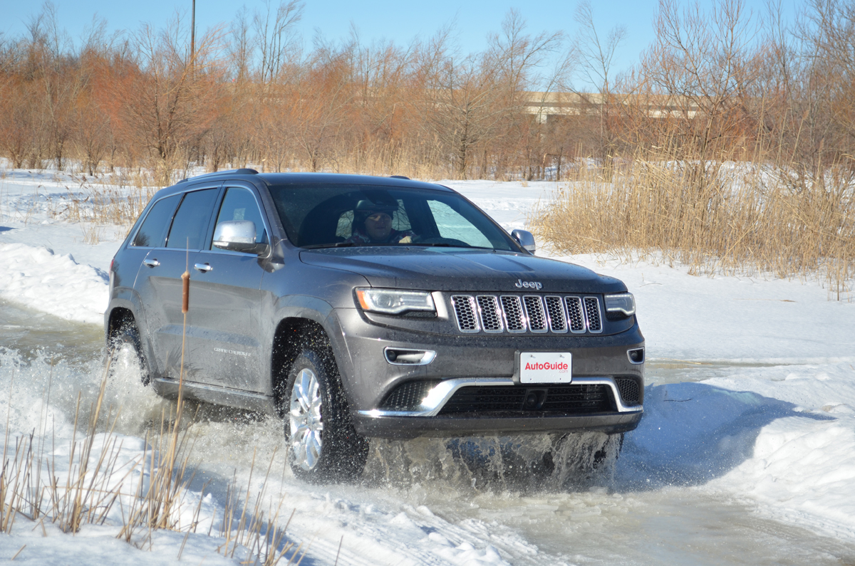 Capsule Review: Jeep Grand Cherokee EcoDiesel - The Truth