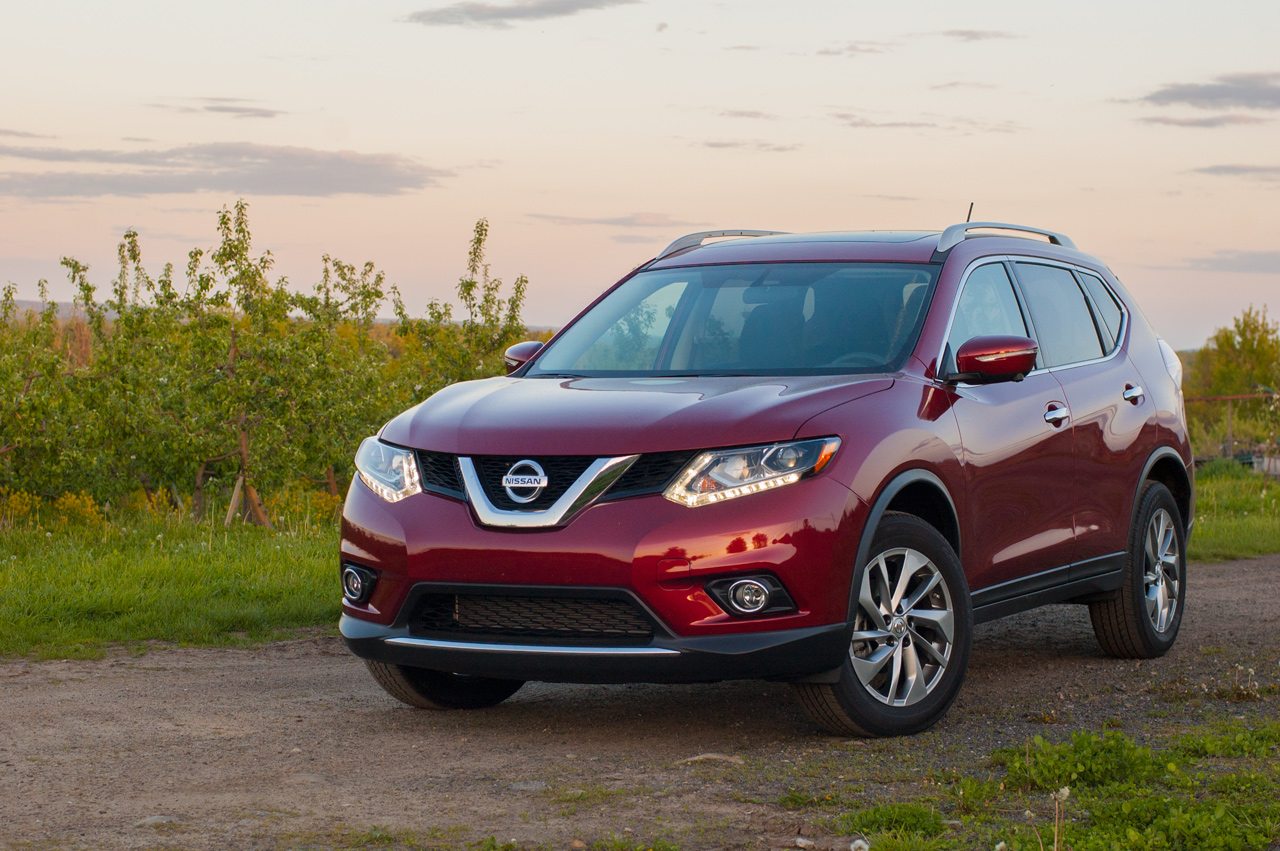 Capsule Review: 2014 Nissan Rogue - The Truth About Cars