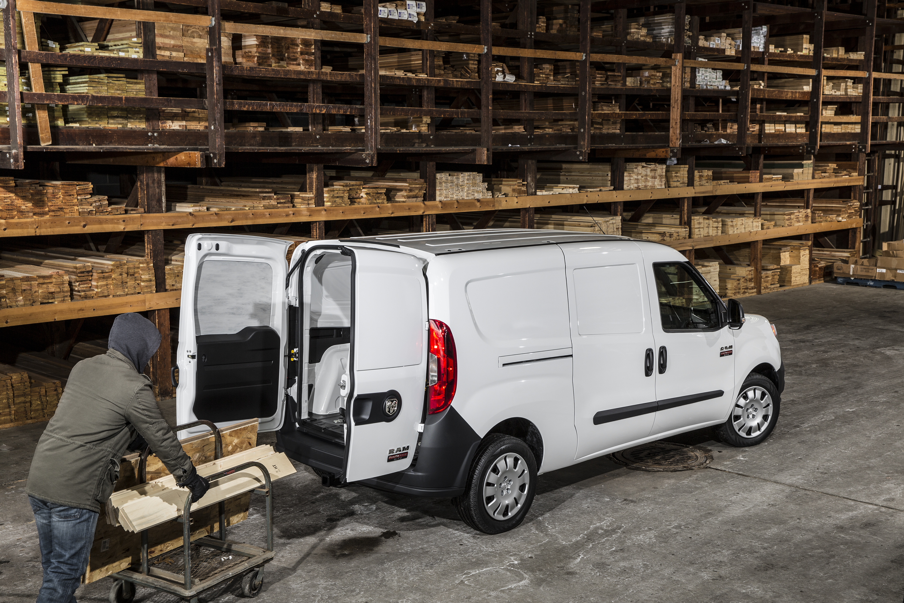 2015 Ram Promaster City Revealed The Truth About Cars