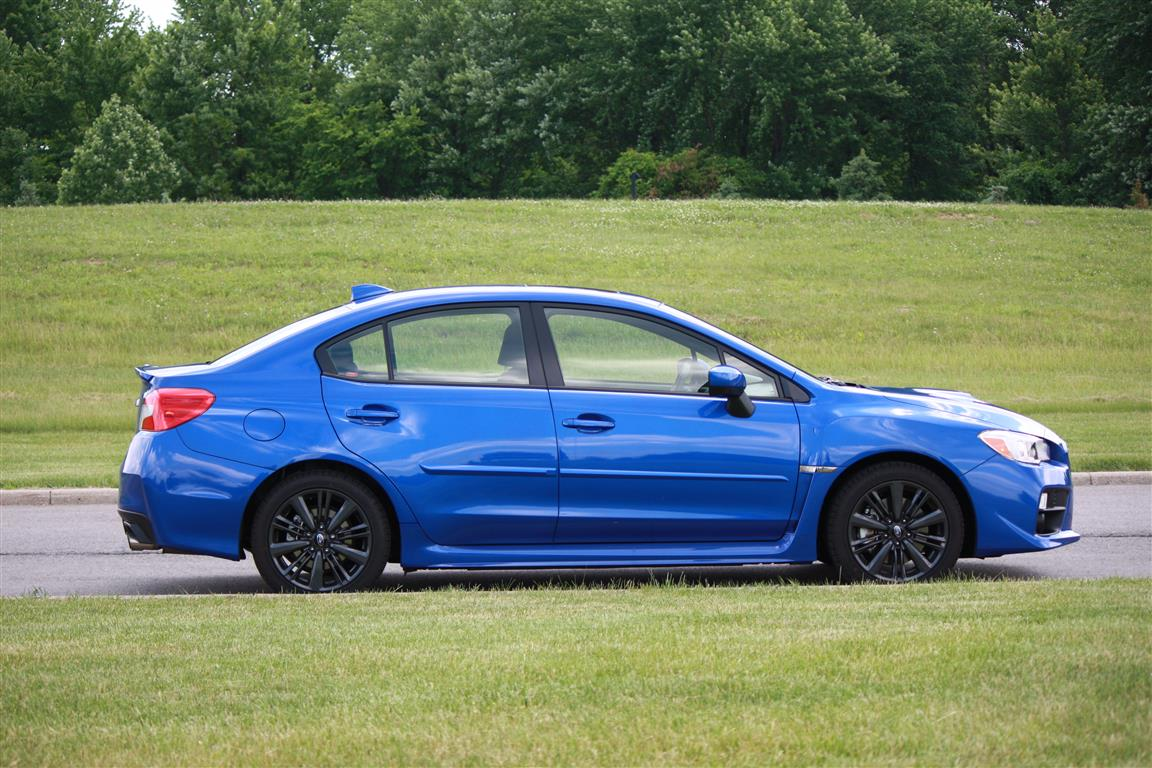 Reader Ride Review 2015 Subaru Wrx The Truth About Cars