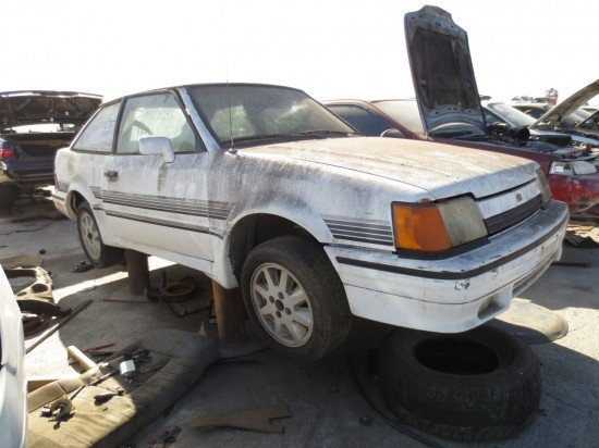 Ford Escort Gt Down On The Junkyard Picture Courtesy Of Murilee Martin