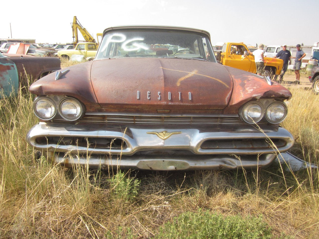 Junkyard Find: 1959 DeSoto - The Truth About Cars