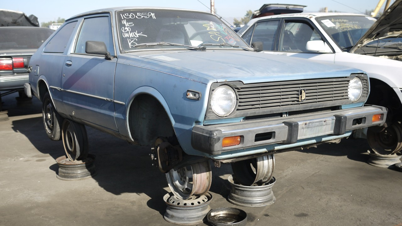 1979 Datsun 210 Wiring Diagram Electrical Diagrams 1600 Junkyard Find The Truth About Cars Vehicles