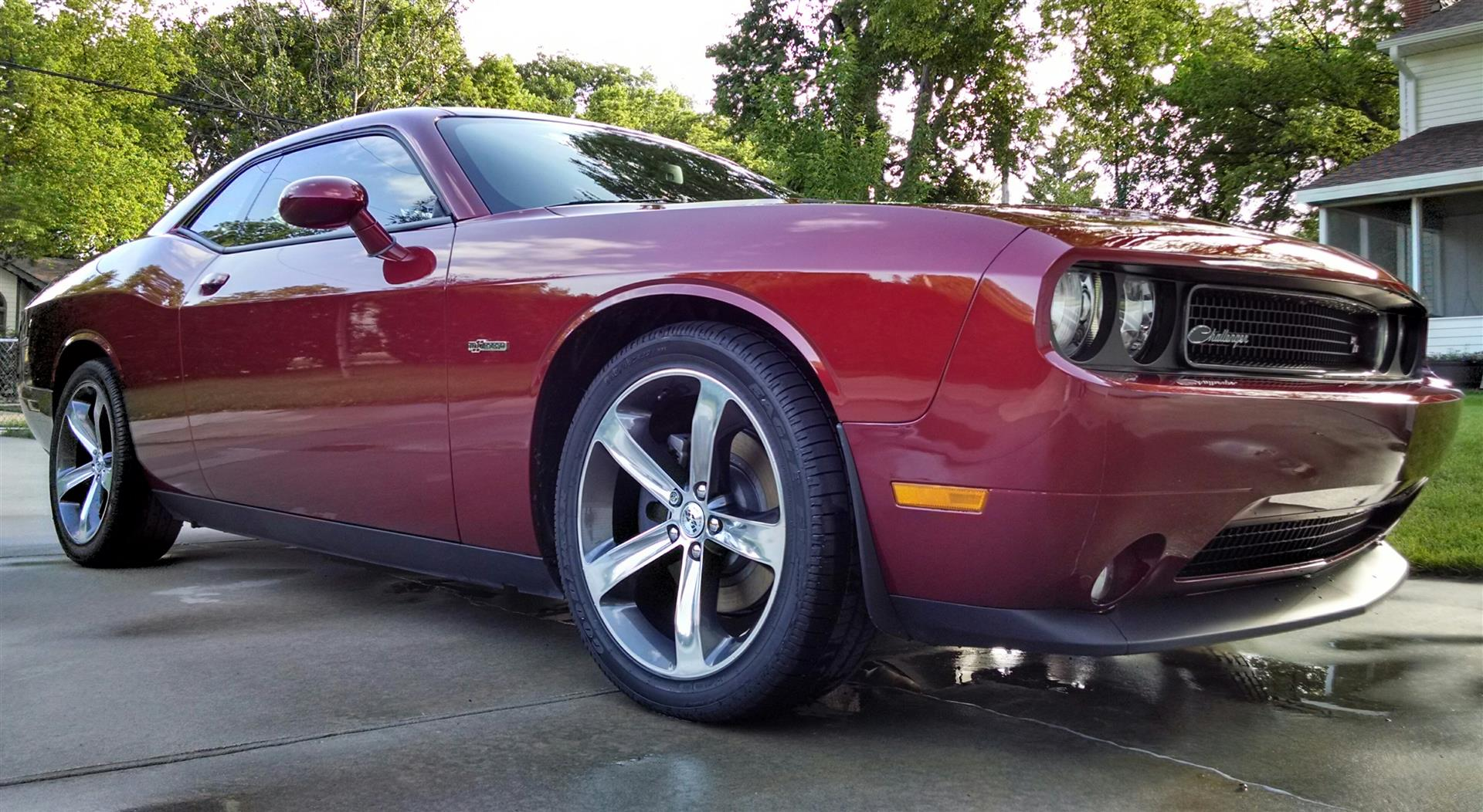 Reader Review 2014 Challenger R T 100th Anniversary Edition The Truth About Cars