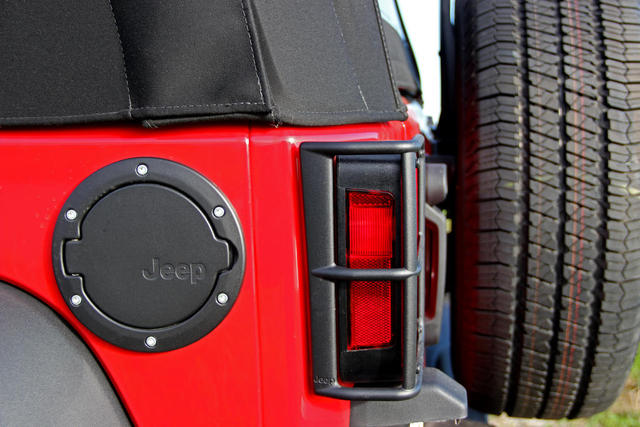 Capsule Review: 2014 Jeep Wrangler Sport S - The Truth About Cars