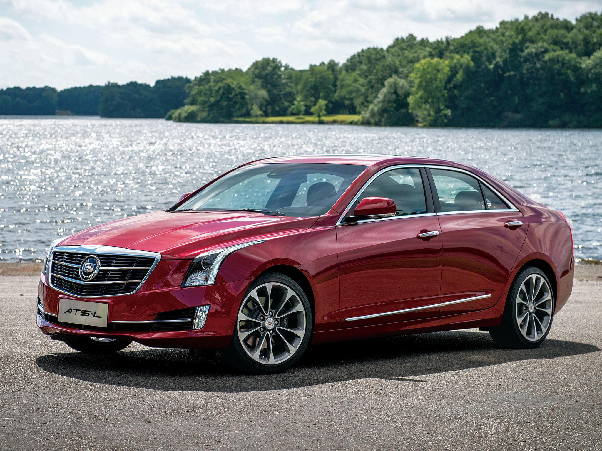 """2015 Cadillac ATS-L Is """"Coming With Length"""" - The Truth ..."""