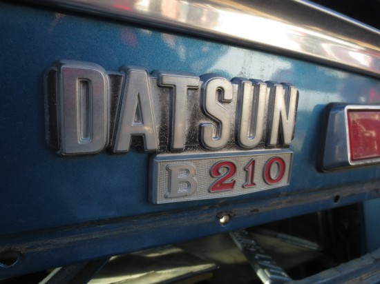 18 - 1974 Datsun B210 Down On the Junkyard - Picture courtesy of Murilee Martin