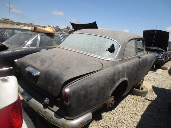 20 - 1966 Volvo Amazon Coupe Down On the Junkyard - Picture courtesy of Murilee Martin