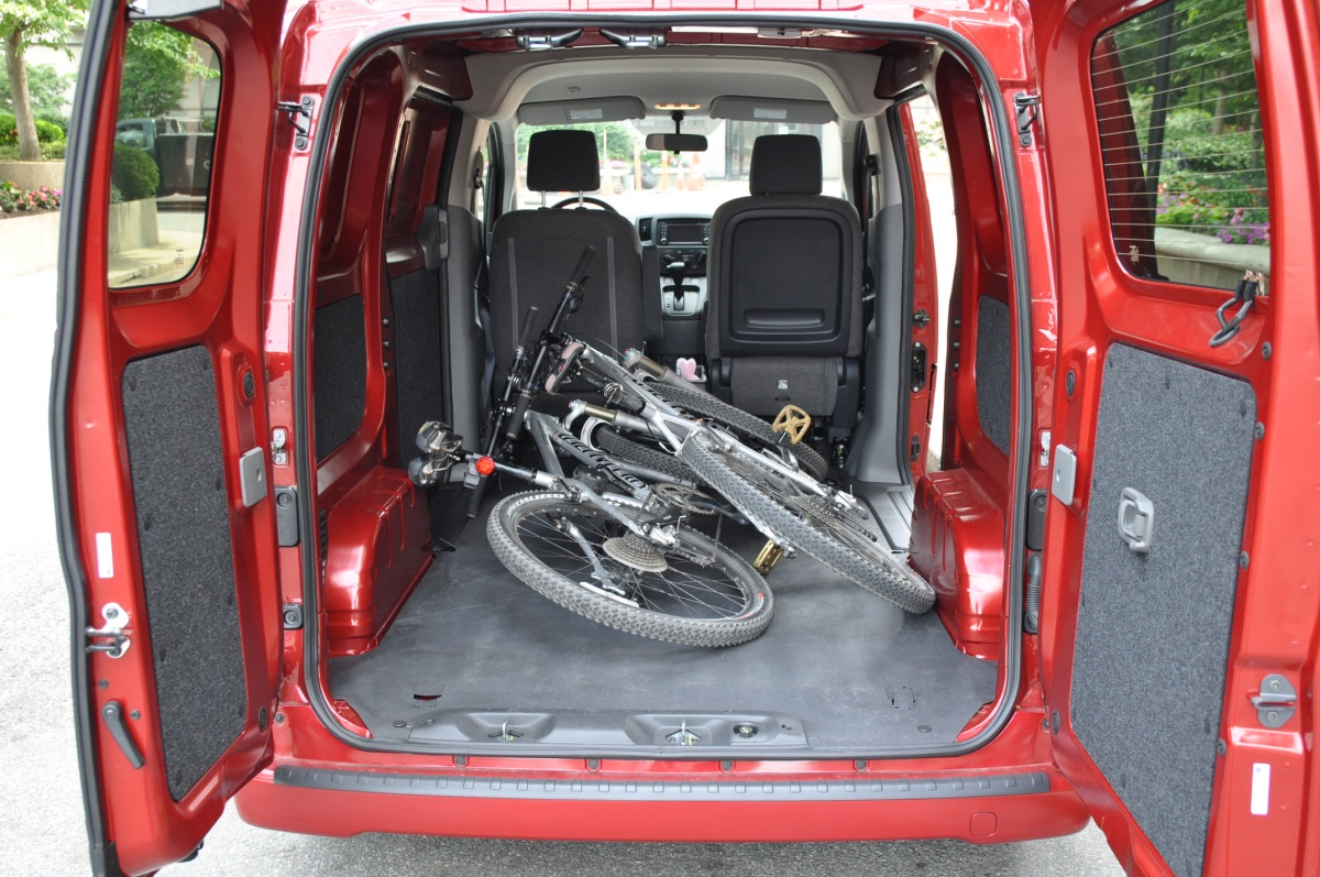 Nissan Nv200 Interior Dimensions The Image Kid Has It