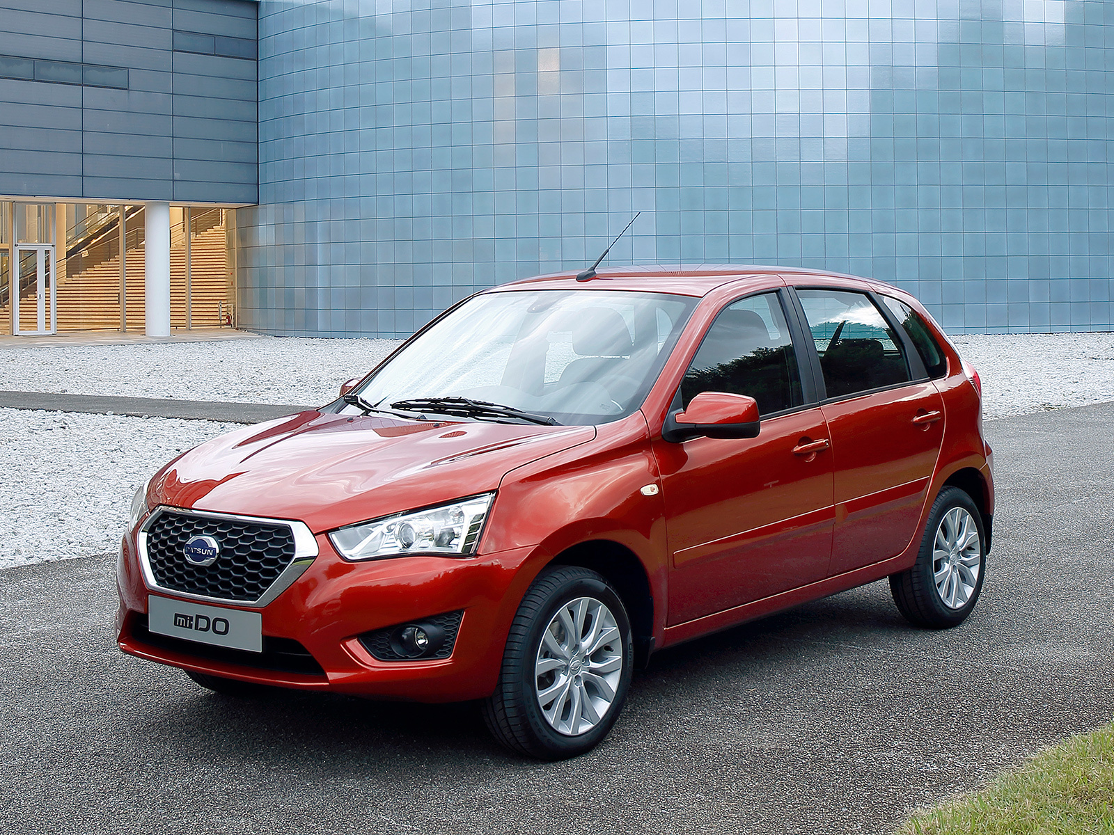datsun dealing with low sales in emerging markets