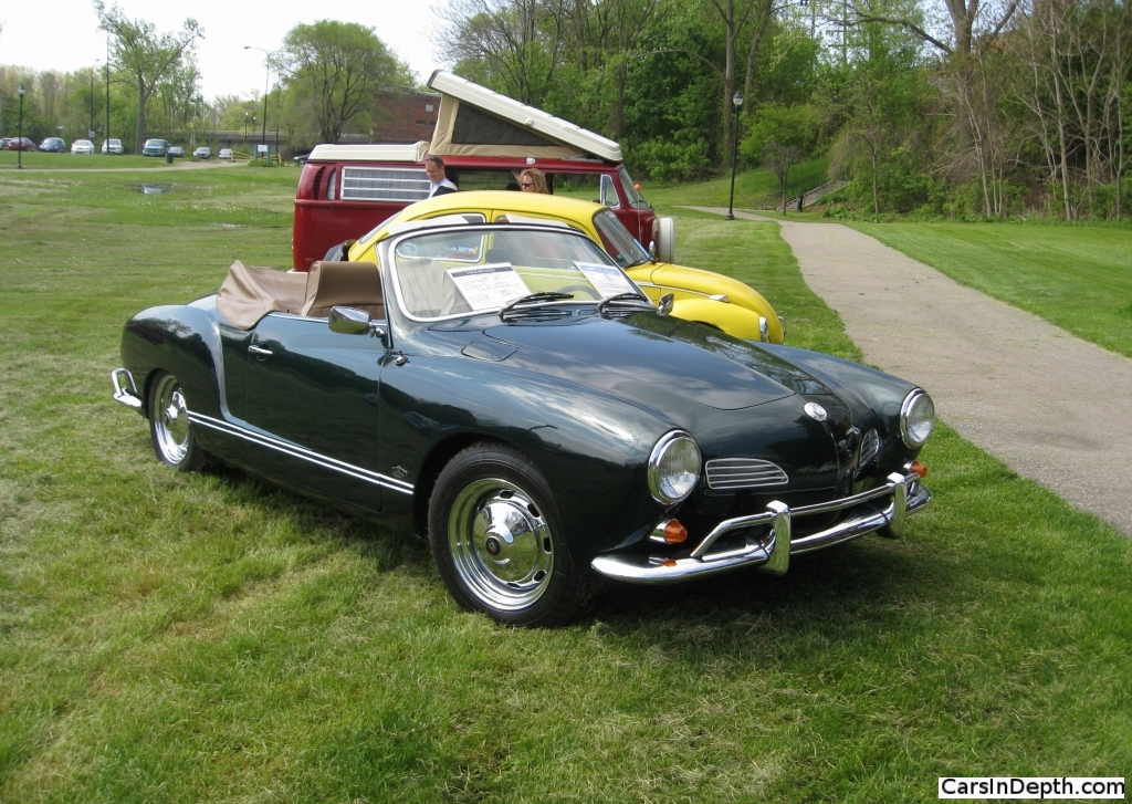 VW's Karmann Ghia Was a 5/8ths Scale Chrysler - The Truth ...