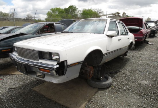 Junkyard Find: 1986 Cadillac Cimarron - The Truth About Cars