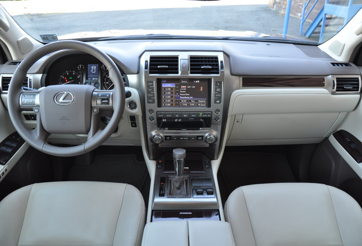 Gx 460 Interior 2015 Lexus Gx 460 Interior And Exterior Youtube 2016 Lexus Gx 460 Review With