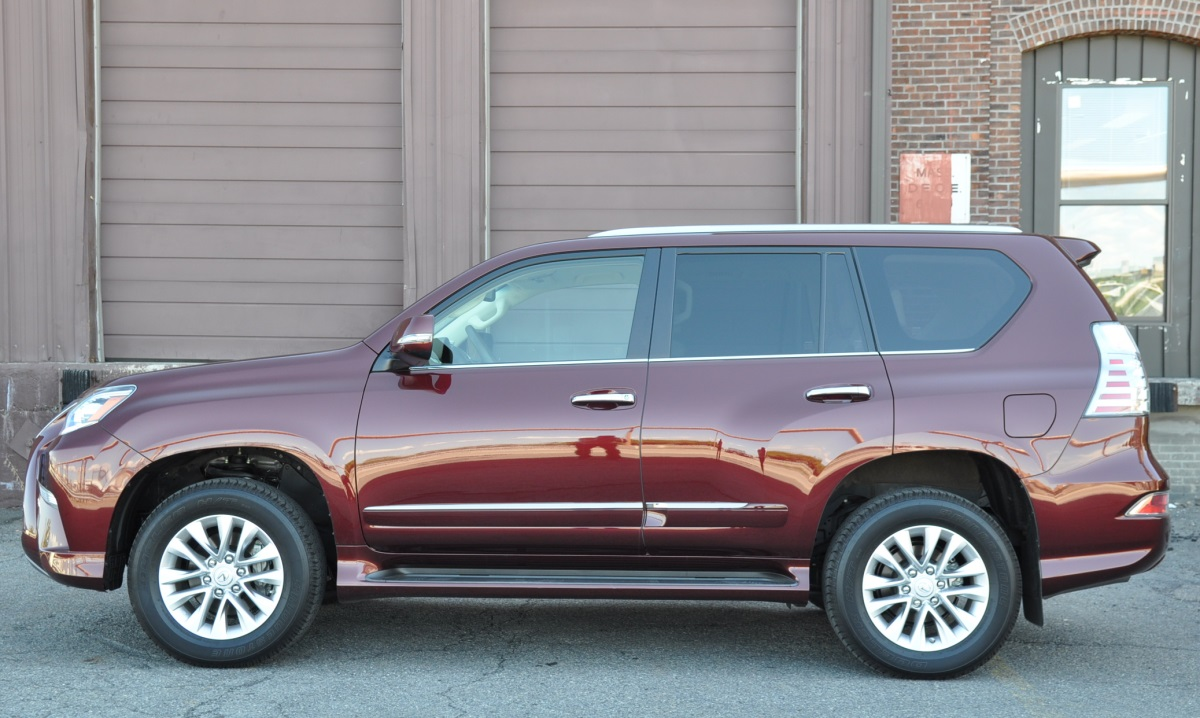 Review 2014 Lexus Gx 460 The Truth About Cars