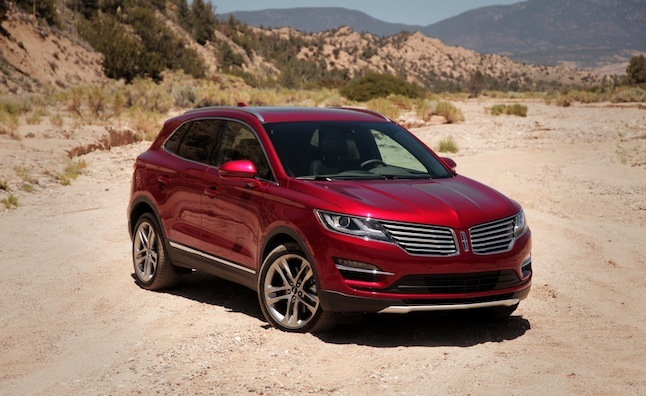 Capsule Review: 2015 Lincoln MKC - The Truth About Cars