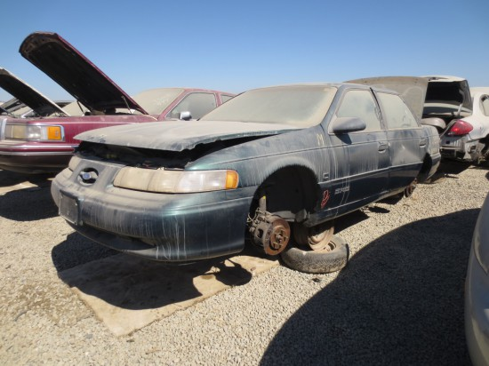 Junkyard Find: 1993 Ford Taurus SHO - The Truth About Cars