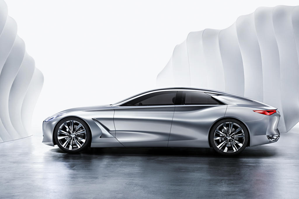 paris 2014 infiniti q80 unveiled headed for production the truth about cars. Black Bedroom Furniture Sets. Home Design Ideas