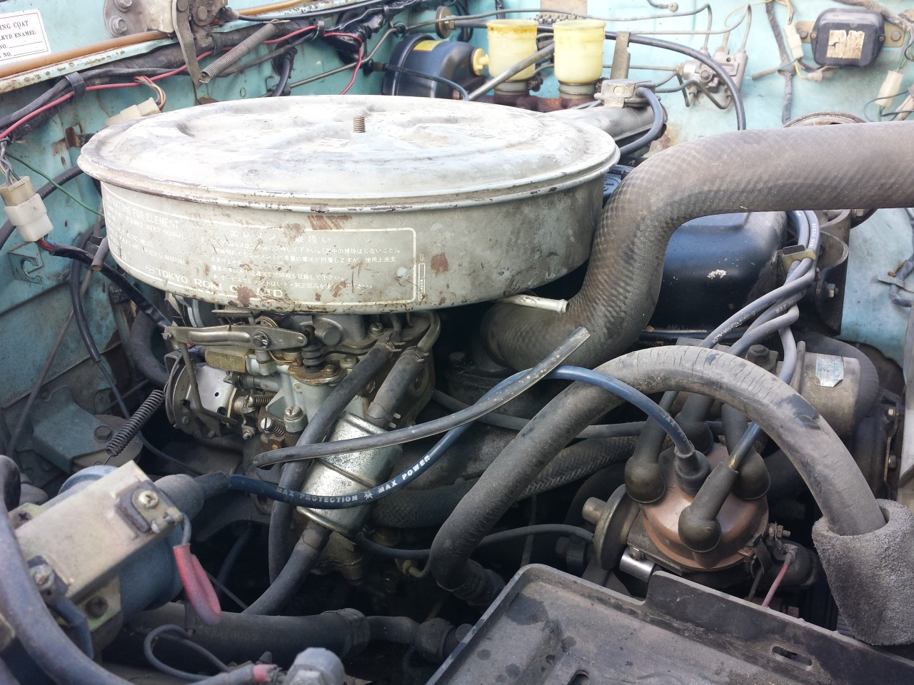 Junkyard Find 1979 Chevrolet Luv Mikado The Truth About