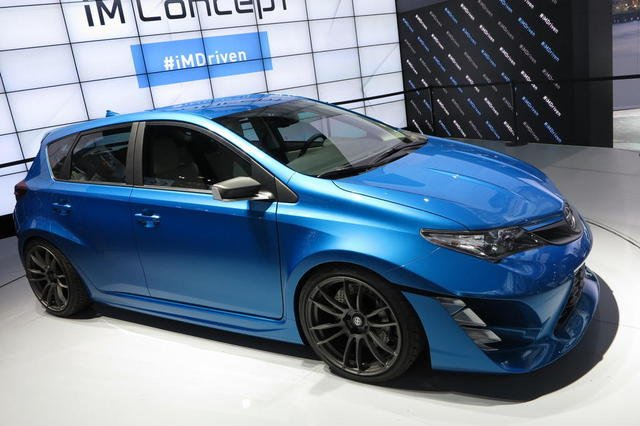 Los Angeles 2014 Scion Imatrix The Truth About Cars