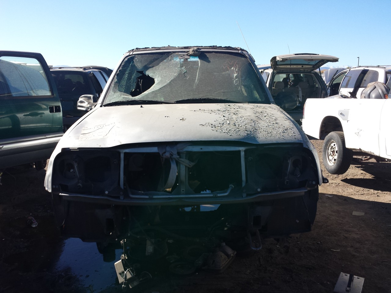 All Chevy chevy 2001 : Junkyard Find: 2001 Chevrolet Tracker ZR-2 - The Truth About Cars