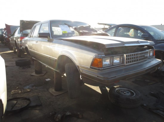 15 - 1984 Toyota Cressida Down On the Junkyard - Picture courtesy of Murilee Martin