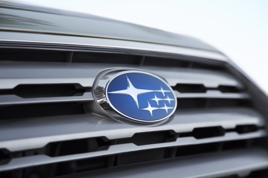 Subaru badge