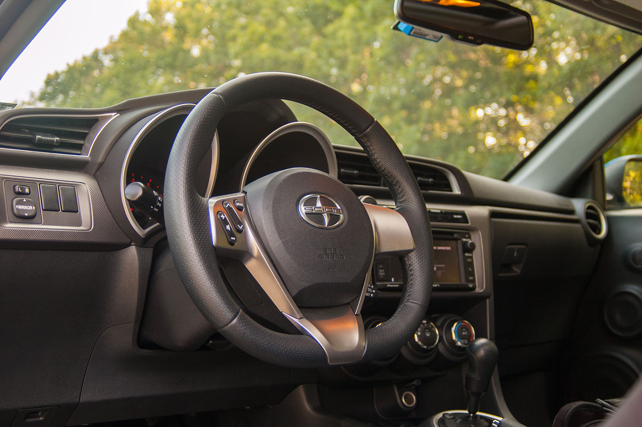 Capsule Review: 2014 Scion tC - The Truth About Cars