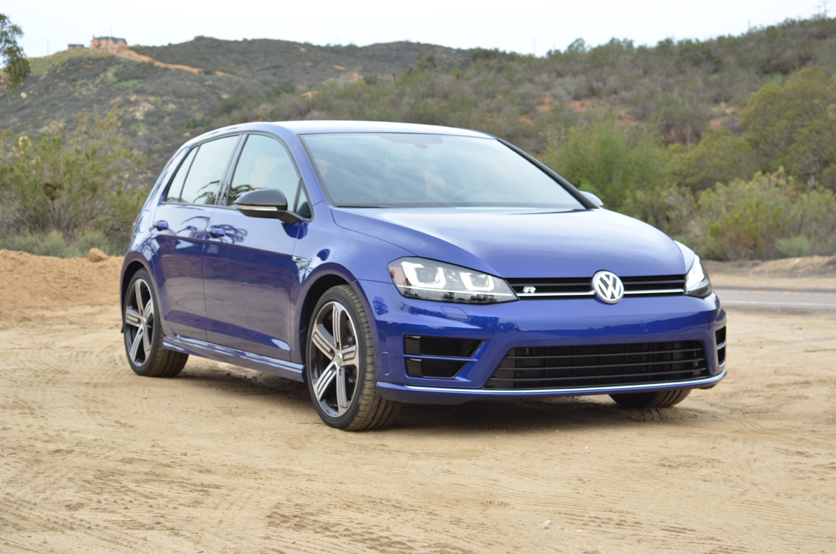 capsule review 2015 volkswagen golf r the truth about cars. Black Bedroom Furniture Sets. Home Design Ideas