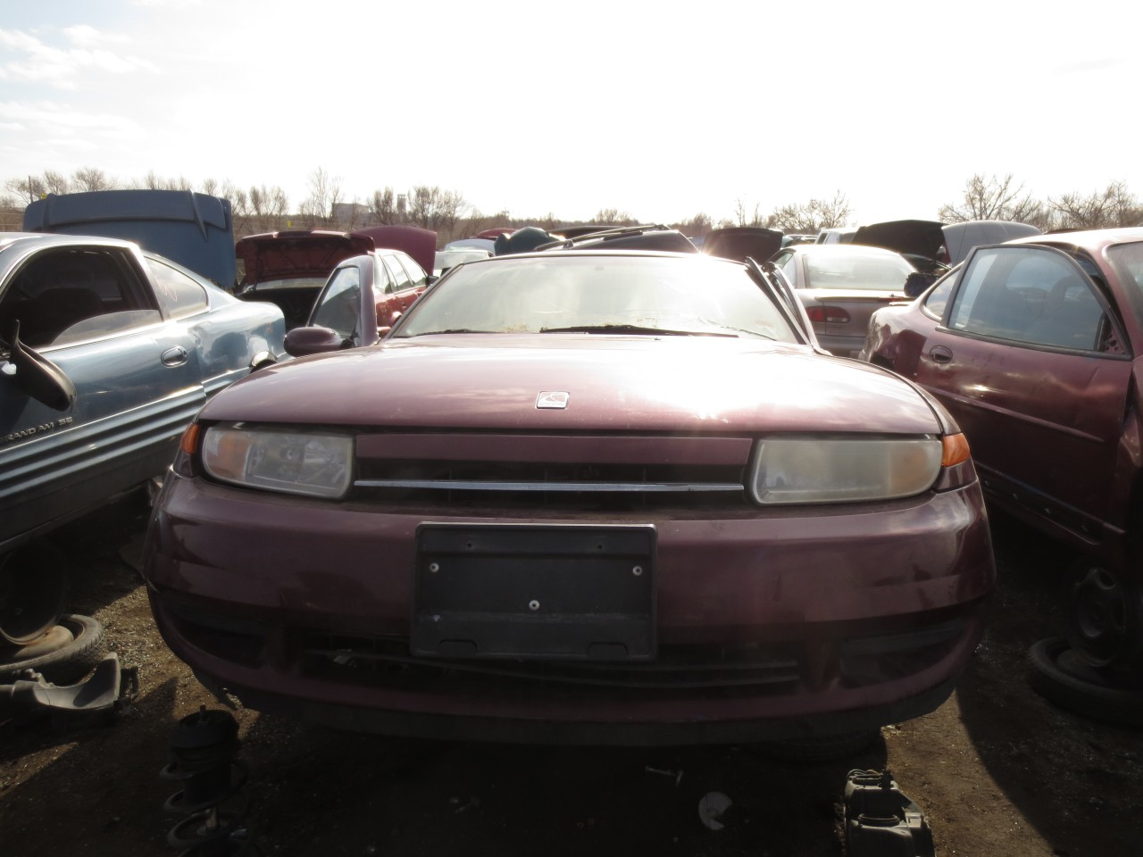 Junkyard Find 2001 Saturn L200 The Truth About Cars Vue Timing Belt An Error Occurred