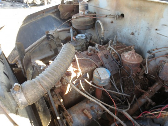 04 - 1953 Plymouth Sedan Down On the Junkyard - Picture courtesy of Murilee Martin