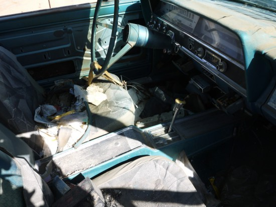 08 - 1966 Rambler Classic 770 Down On the Junkyard - Picture courtesy of Murilee Martin